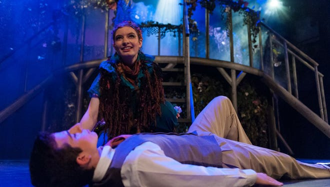 The Play Group Theatre's production of A Midsummer Night's Dream.