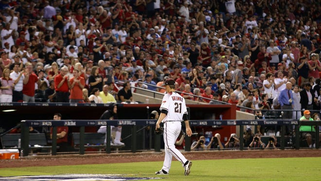 The D-Backs have yet to find a taker for Zack Greinke, who at 34 has four more years left on his contract.