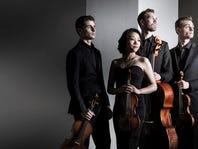 Tesla Quartet Live at The Greenville News