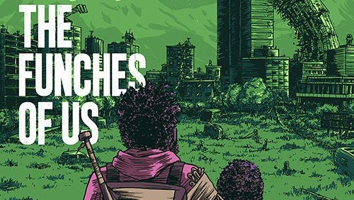 """Ron Funches' """"The Funches of Us"""" will be released on vinyl by Comedy Dynamics in April."""