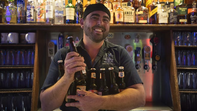 """T.W. Winston, also known as """"Chief,"""" has been bartending at Trailhead Tavern for 13 years. The Old Town bar scene staple is hosting a farewell party this Wednesday."""