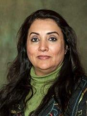Dr. Farha  Abbasi, a Michigan State University assistant