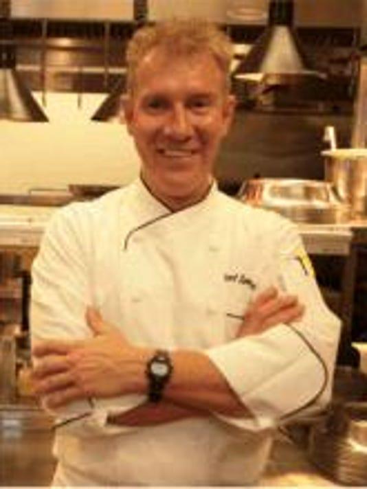 Josef Zimmermann Sasse's chef owner