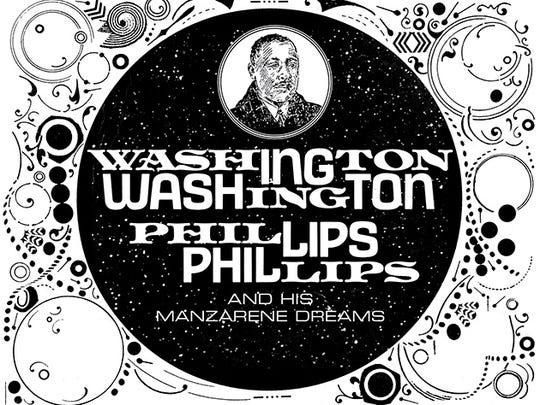 New Washington Phillips compilation album.