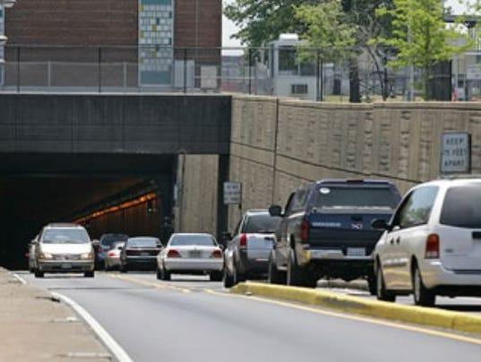 Midtown Tunnel Midtown Tunnel Traffic Photo