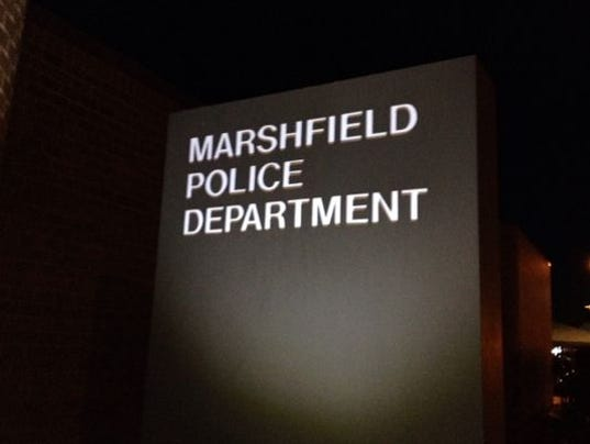 Marshfield public safety