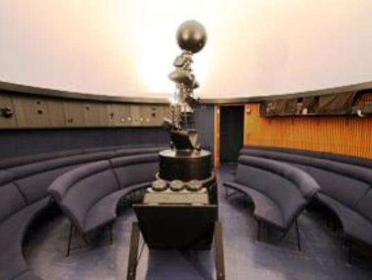 Allen F. Blocher Planetarium