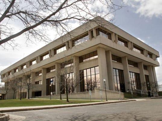 Fond du Lac County City County Government Center