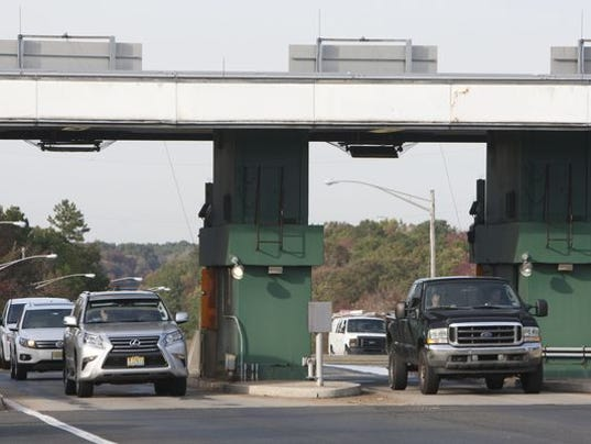 New Jersey Pays About 20 Of All Tolls In U S