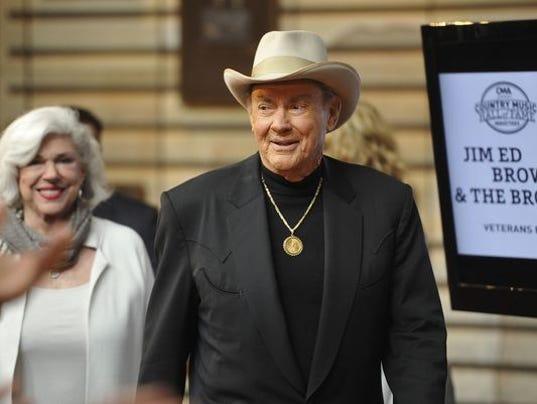 Jim Ed Brown, 81