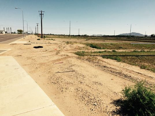 Chandler vacant land