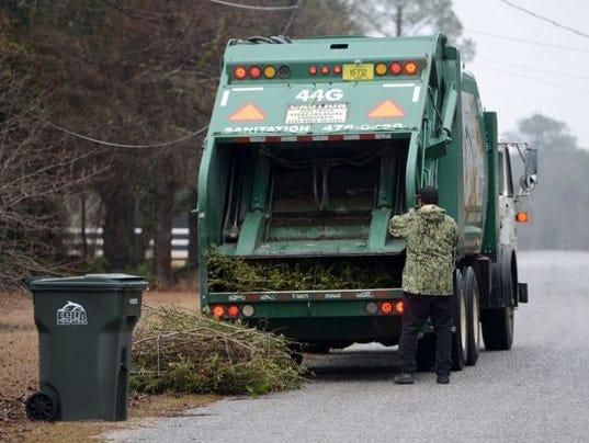 Santa Rosa recycling resumes