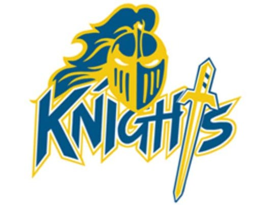 Eastern York Golden Knights logo