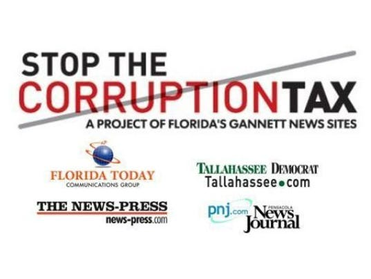 Florida Today corruption tax