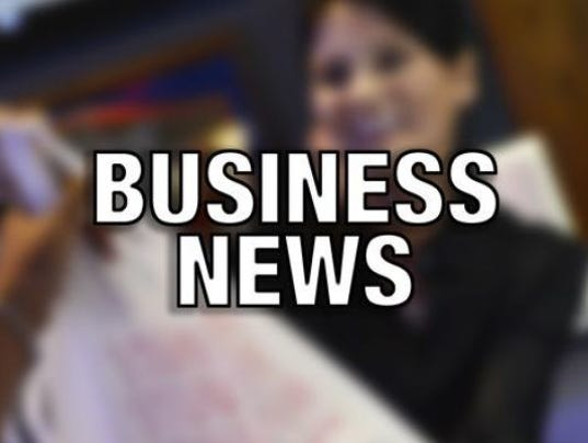 Business-News Stock Image