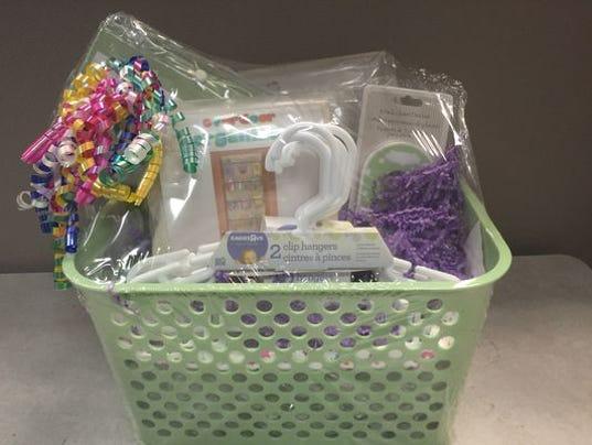 Babies R Us gift basket