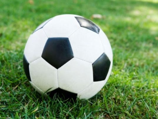 STOCK- Soccer Ball