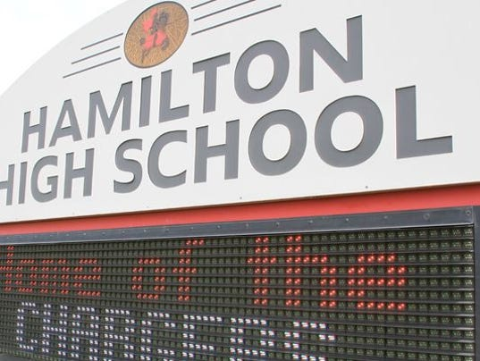 Hamilton School District