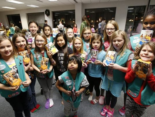 girl scouts debuts 2 versions of new cookie what will