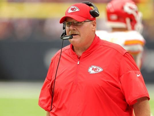 Andy Reid, Eagles