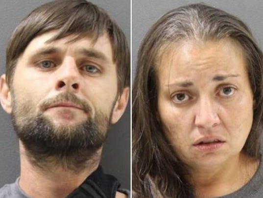 Mother  and boyfriend arrested in son's death