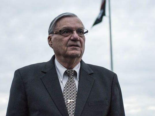 Joe Arpaio shouldn't go to prison