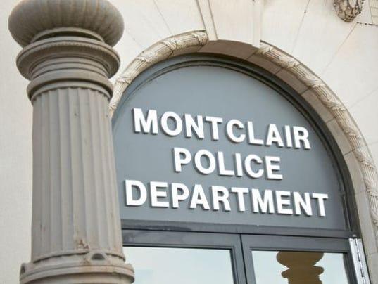 MONTCLAIR POLICE BLOTTER
