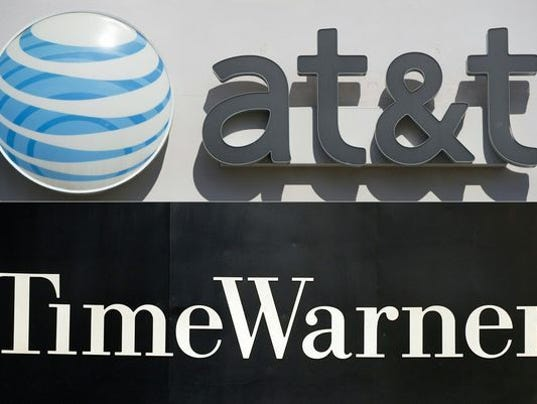 AT&T and Time Warner deal.