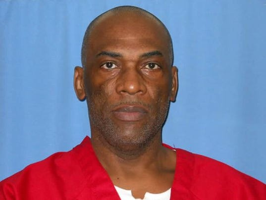 Inmate Willie Russell