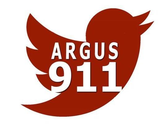 Argus911 Twitter