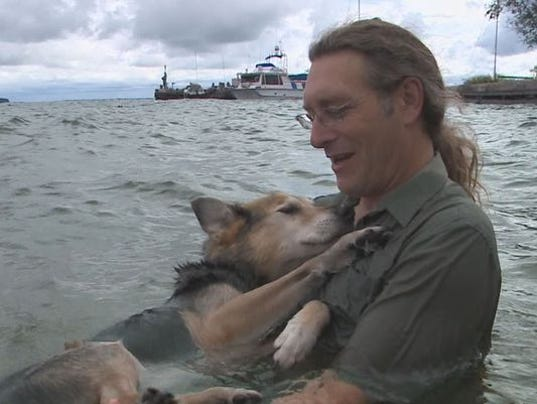 John Unger Gets New Dog