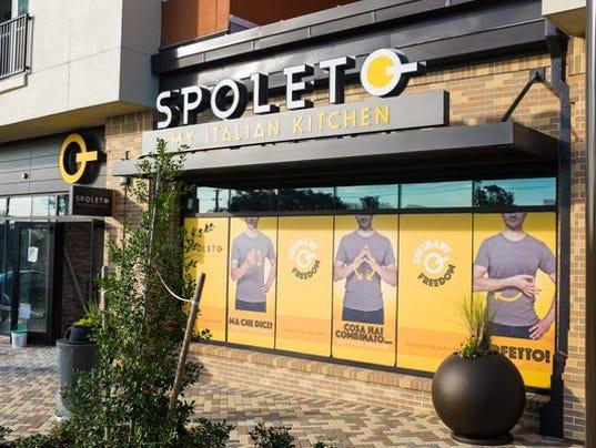 Spoleto - My Italian Kitchen opens at the Plaza on University near UCF