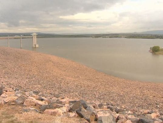 Chatfield boat ramps closed due to high water for Chatfield reservoir fishing