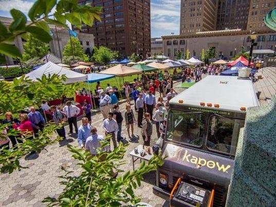 Kapow Food Truck Delaware