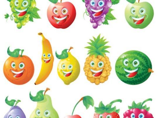 Healthy Food Emoji