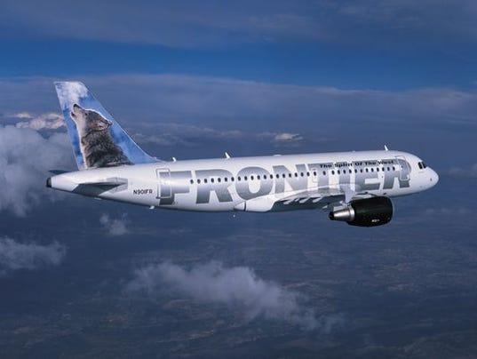 Frontier To Add Flights To Colorado Springs