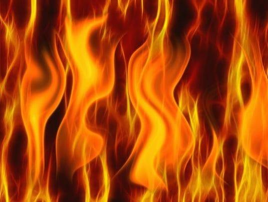 Barn burning historical paper