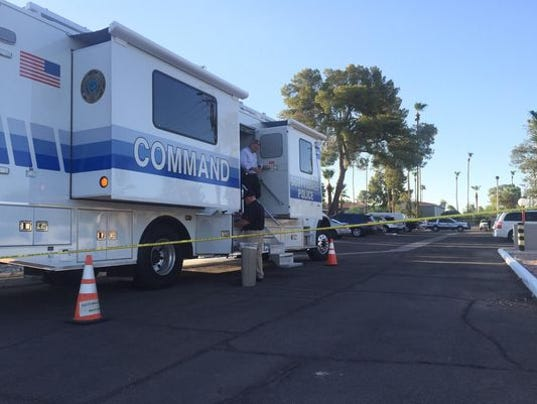 Police ID couple found fatally shot in Scottsdale