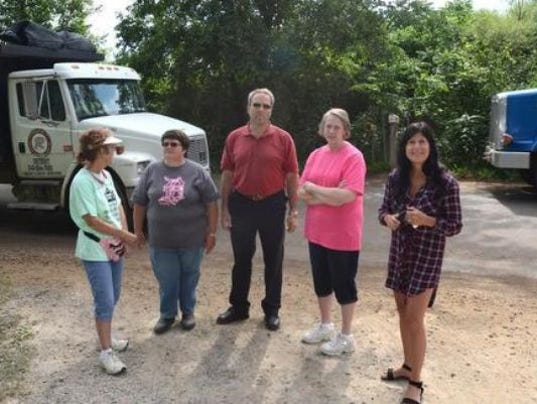 Northville Township Residents Fight Trucks Landfill