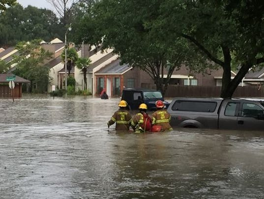 watch flooding on detente road watch residents describe flooding ...