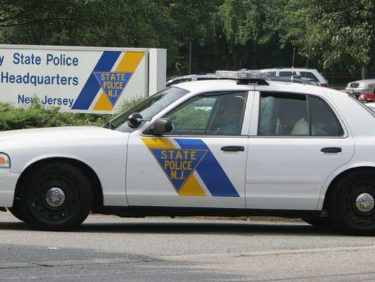 Game Warden Police Car