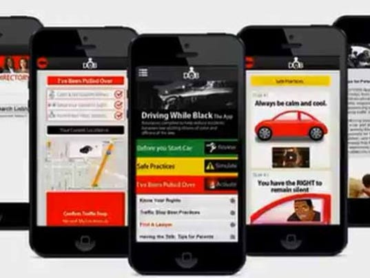 'Driving while black' app being created in Portland