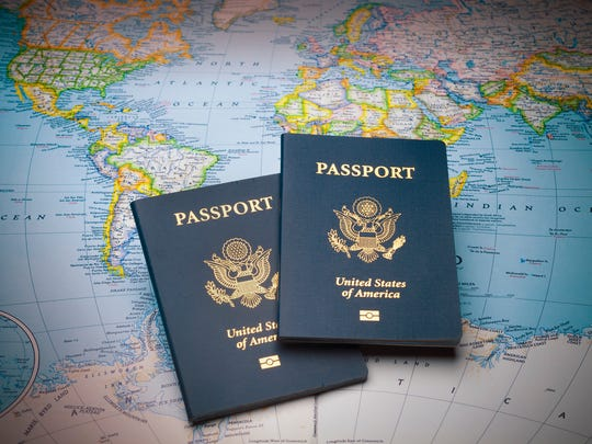 The U.S. Postal Service will host a passport fair at