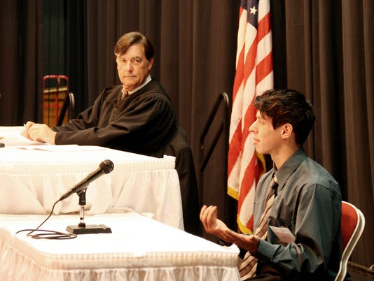 Tulare County Mock Trial