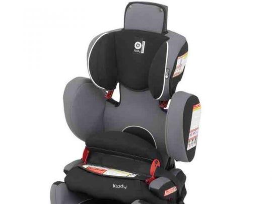Kiddy World Plus car seat