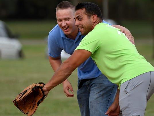 01 Licking County DD softball teams meet