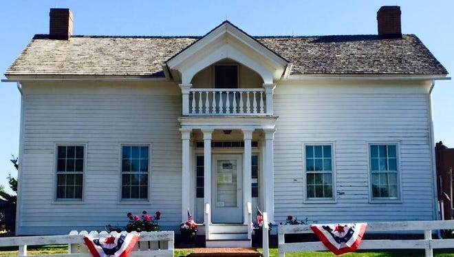 The Friends of Ernie Pyle is a not-for-profit organization that maintains Ernie Pyle's birth home and two Quonset huts near Dana displaying his World War II possessions, columns and other memorabilia.