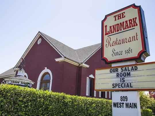 The Landmark Restaurant