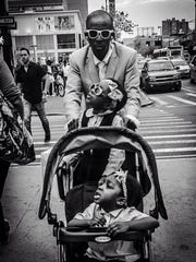 "Photo from the ""Dad Duty"" series by Peekskill photographer Ocean Morisset"