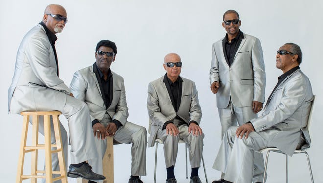 The Blind Boys of Alabama will take the stage Thursday, Dec. 15, at the Community Concert Hall in Durango, Colo.
